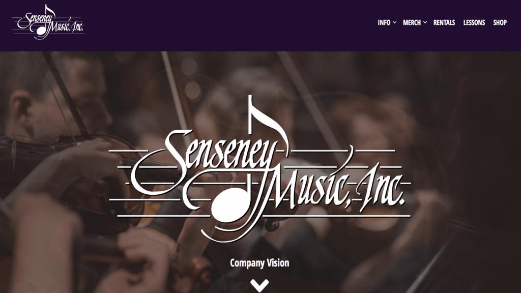 senseney music