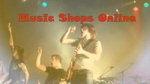 Music Shops Online
